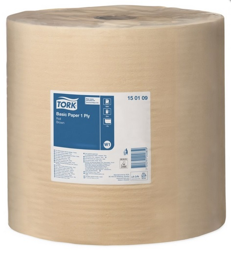 TORK UNIVERSAL WIPER 310 BROWN ROLL - BRĄZOWY
